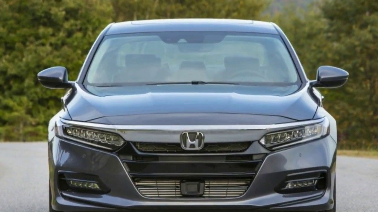 2018 Honda Accord Touring 2 0T Are North American Car Utility Of The Year