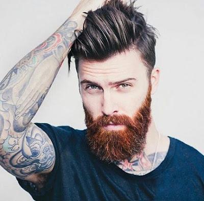 اجمل صور شباب تحفه Beard Styles For Men Hipster Hairstyles Beard No Mustache