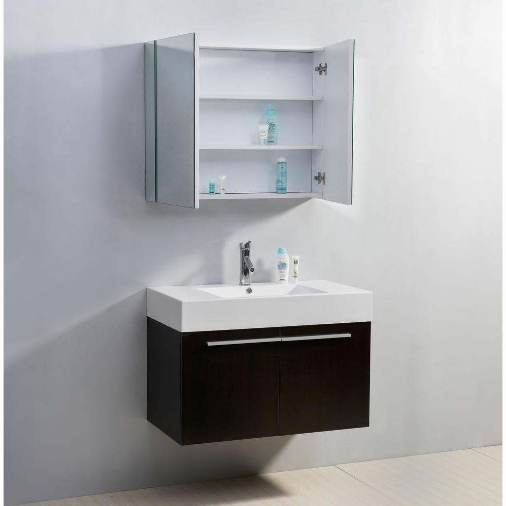 Bathroom interior wall wall mounted bathroom cabinets abodo  inch wall mounted plum