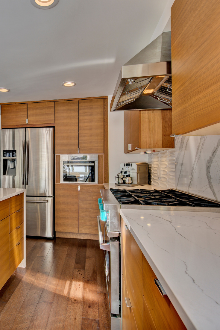 Brighter Days Beyond The Horizon Kitchen Remodel Wood Kitchen Cabinets Kitchen Cabinetry