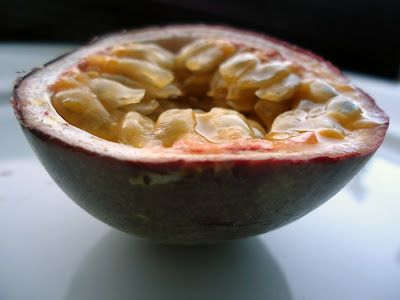 Passionfruit, my favorite <3