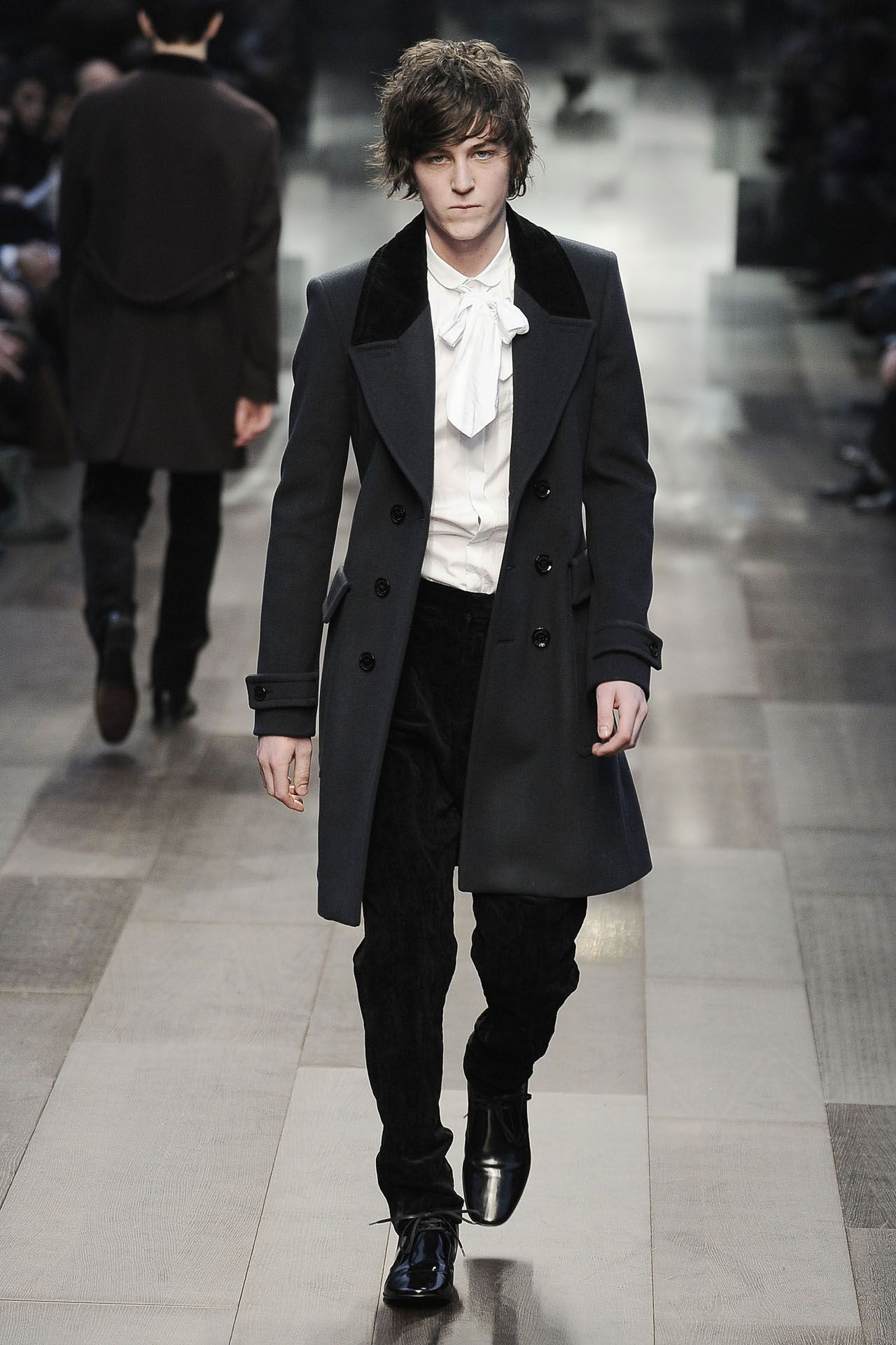 4beb3f0093f6 Burberry Prorsum Autumn/Winter 2009 Menswear | Men's fashion ...