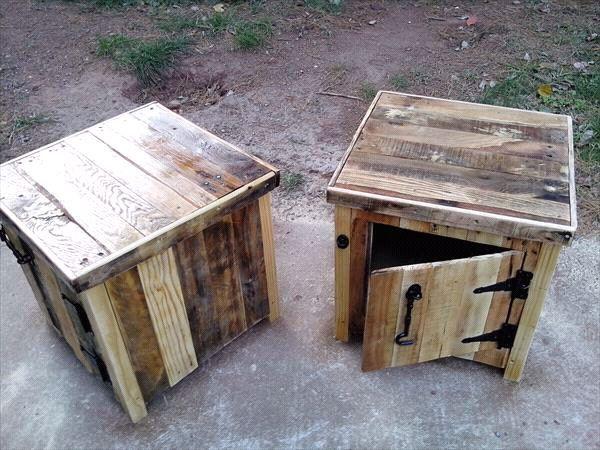 Hand Made Pallet Furniture