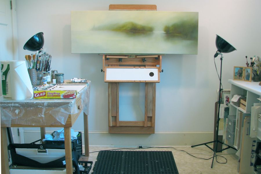 Wall Mount Easel | The Art of Being Creative ~ | Pinterest ...