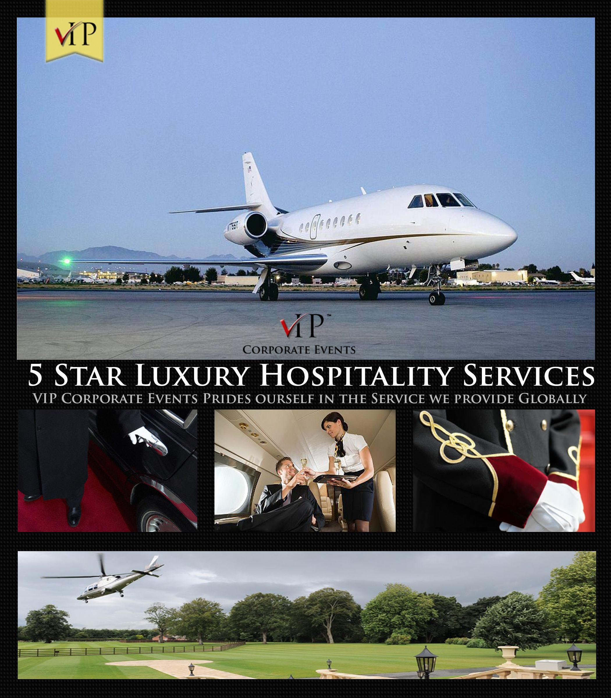 Vip corporate events pcorporateevents hospitality