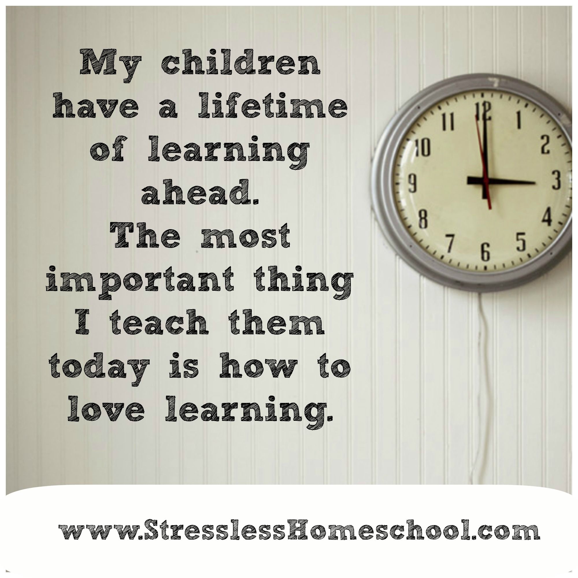 Homeschooling Quotes, Encouragement and Humor