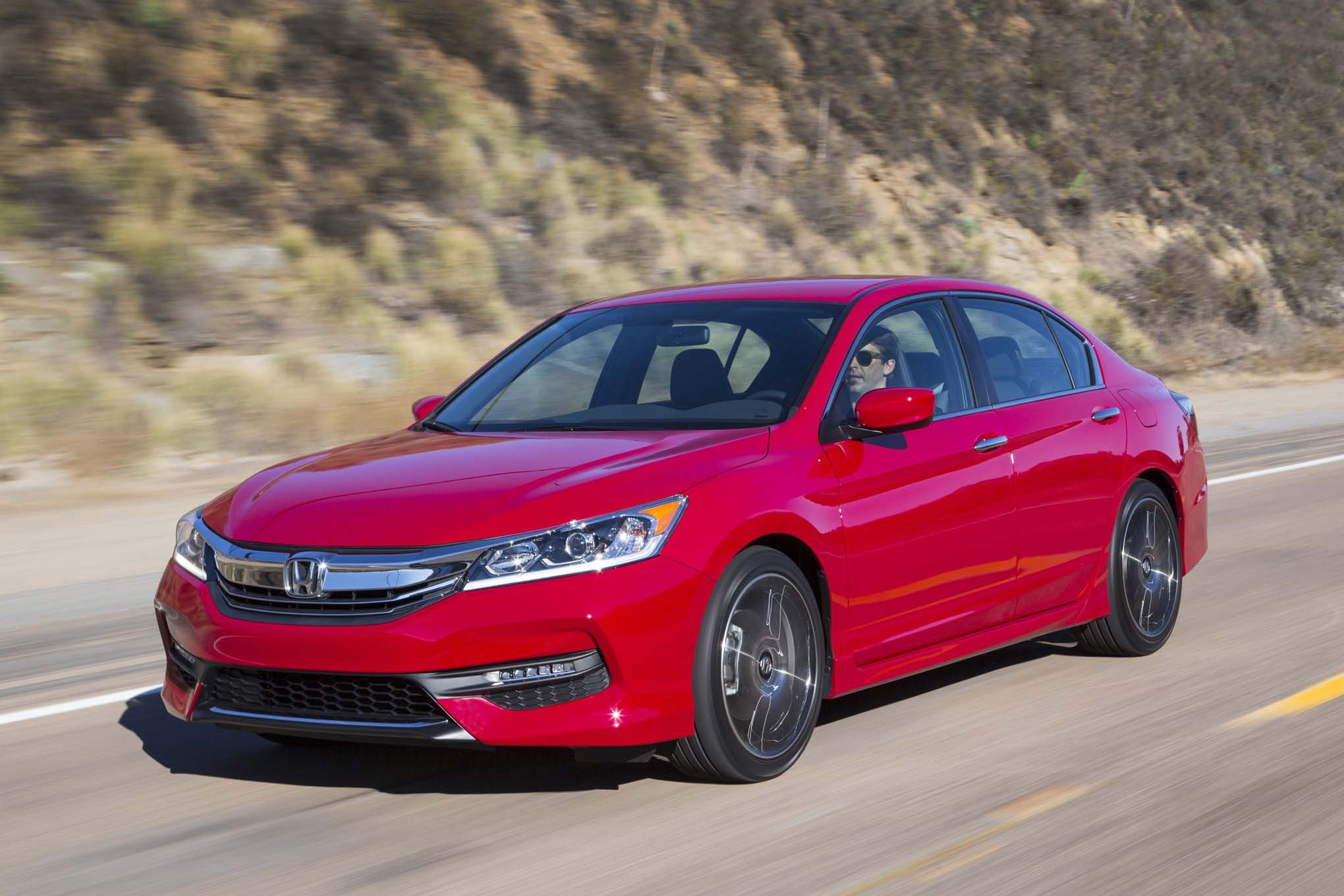 2017 Honda Accord Adds ValueDriven Sport Special Edition