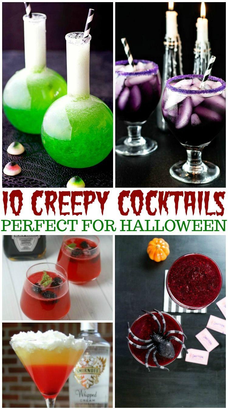 Fun Halloween Cocktails Halloween cocktails, Halloween