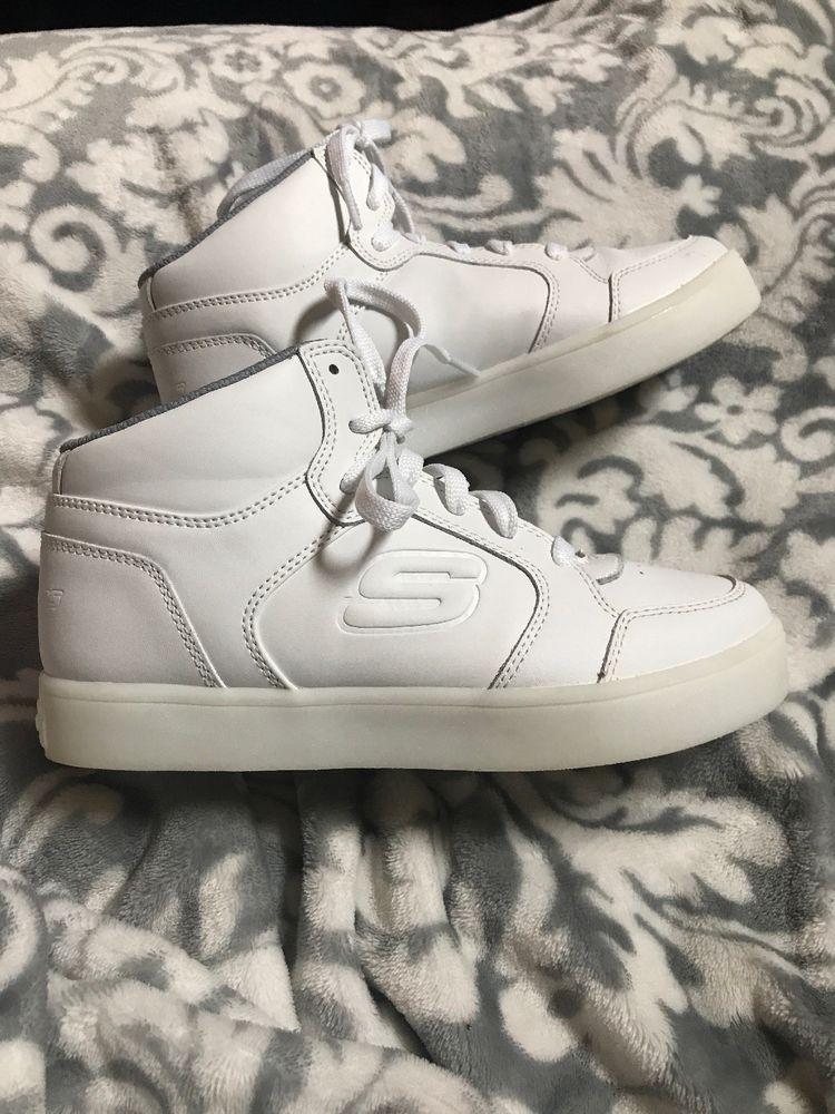 Boy' Skechers Energy Lights Shoes