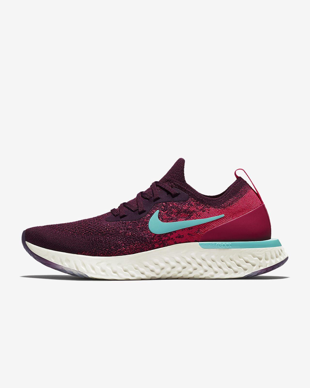 063ef67979 Nike Epic React Flyknit Women s Running Shoe - 11.5