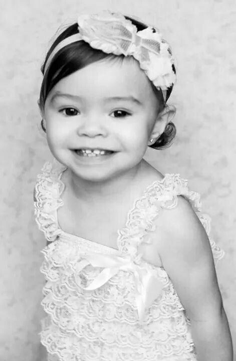 Toddler Girl Photograph