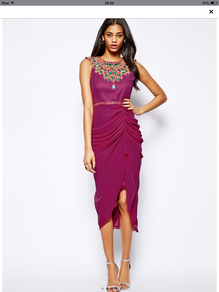Gorgeous occasion dress