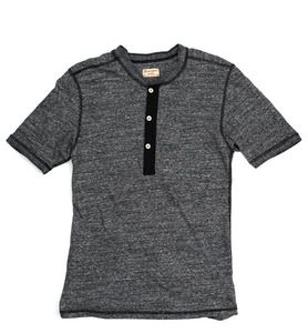 homespun twist henley