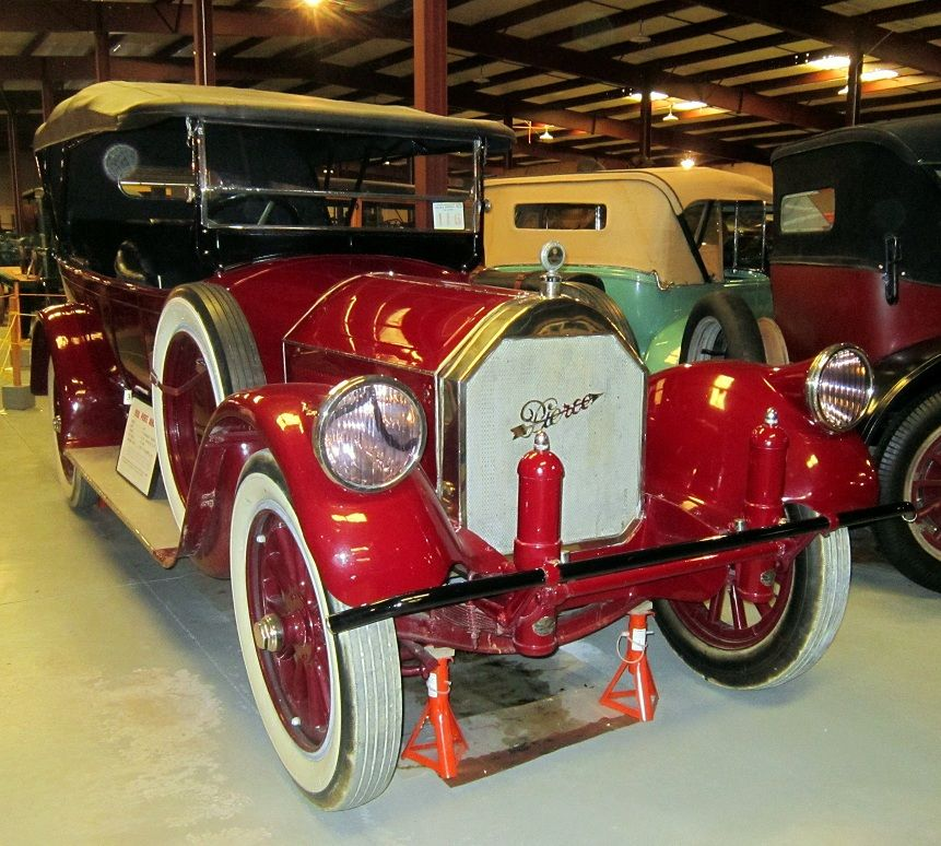 1911 To 1920 Early CARZ