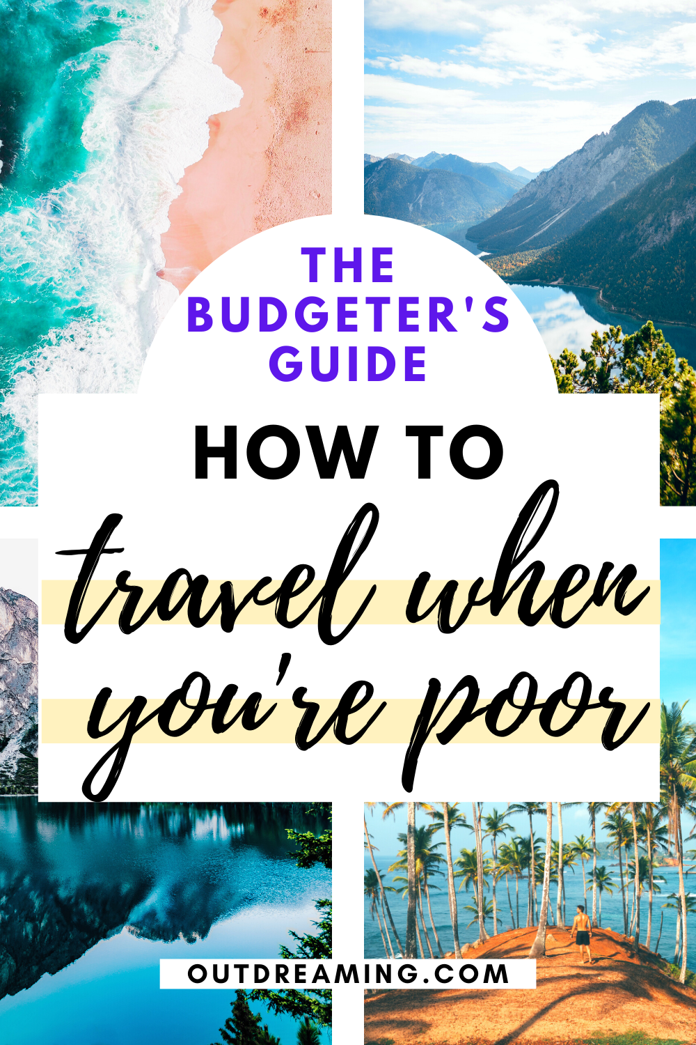 I often wonder how people afford traveling to beautiful destinations and cheap countries. As someone who has to travel on a budget, I'm always looking for new budgeting tips. These budget travel tips are perfect for anyone who wants to travel the world and visit their bucket list destinations. This post will show you real ways on how to save money on a budget and how to make money while traveling. #traveltips #budgettips #budgeting #budgettravel #travelblog #debtfree