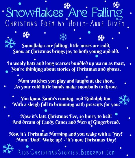 Jolly holidays fun family christmas poem