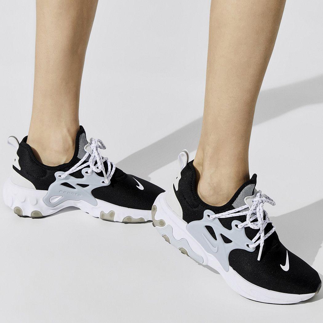 NIKE REACT PRESTO | Nike, Nike presto black, Nike react