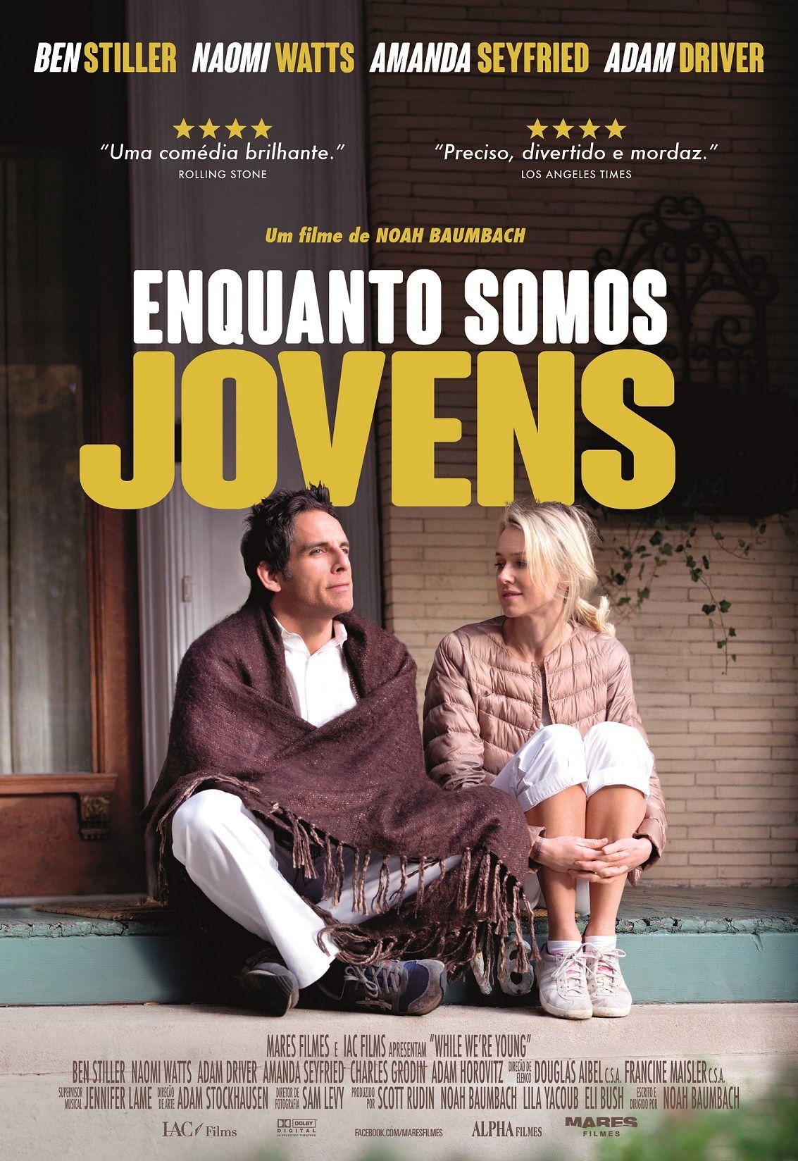 Um Filme De Noah Baumbach Com Ben Stiller Naomi Watts Adam Driver Amanda Seyfried Cornelia Naomi Watts E Josh S Filmes Mega Filmes Online Melhores Filmes