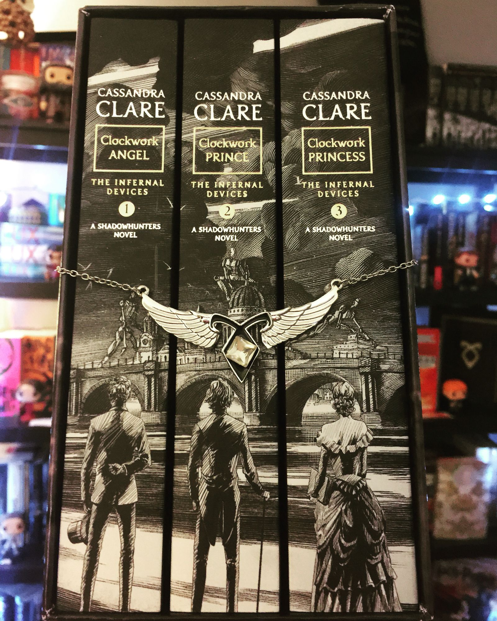 The Infernal Devices, The Mortal Instruments Jewelry
