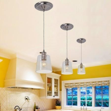 Worth home products instant pendant light with clear cylinder glass worth home products instant pendant light with clear cylinder glass shade walmart aloadofball Images