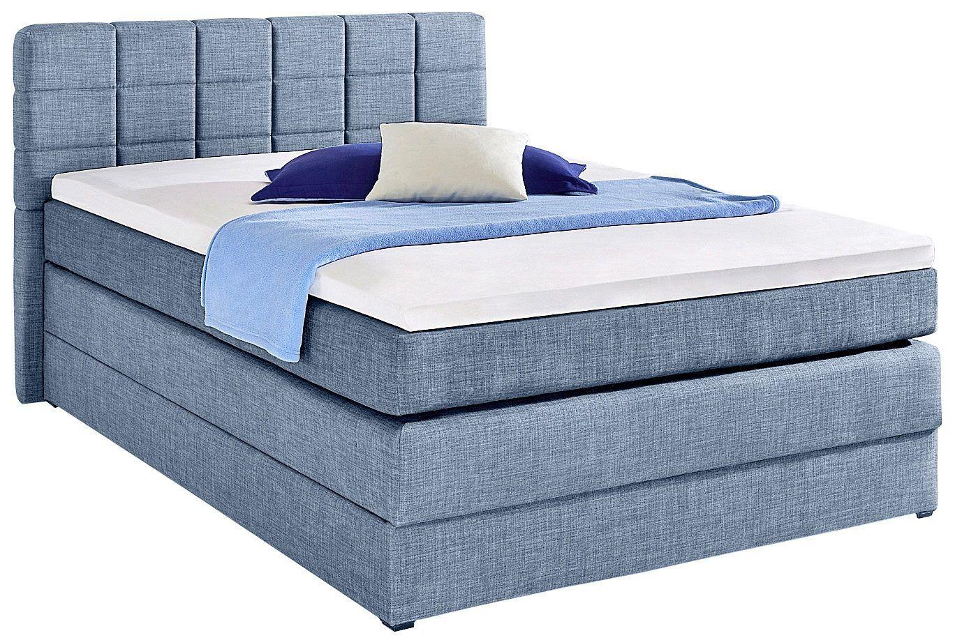 hapo boxspringbett mit bettkasten jetzt bestellen unter: https ... - Schlafzimmer Betten Mit Bettkasten