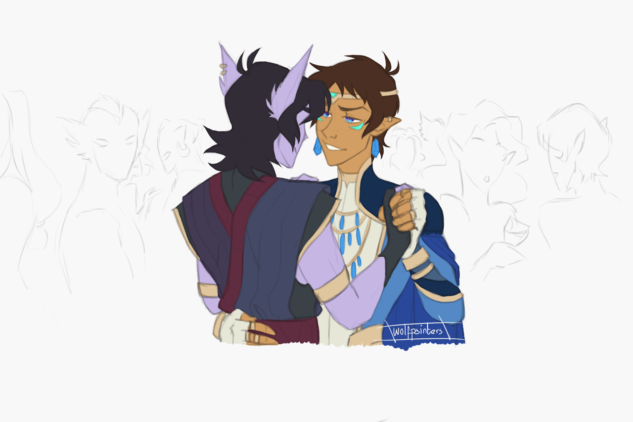 Image result for voltron galra keith x altean lance lemon | Voltron