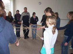 Gruppenspiele für erwachsene kennenlernen