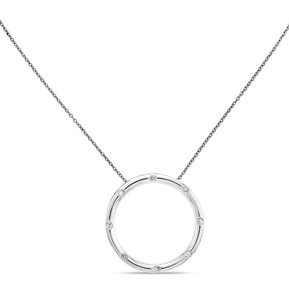 Sterling Silver Jewelry Pendants /& Charms Solid Stackable Expressions Rose-tone Large Chain Slide
