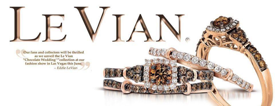 Explore Diamond Wedding Bandore Le Vian Chocolate