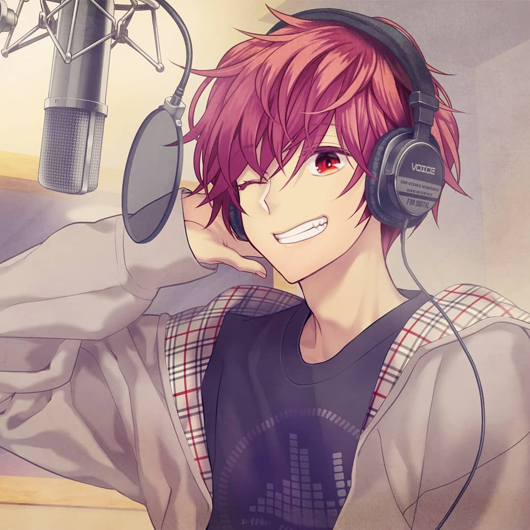 This is my new wallpaper of a cute boy Anime guys