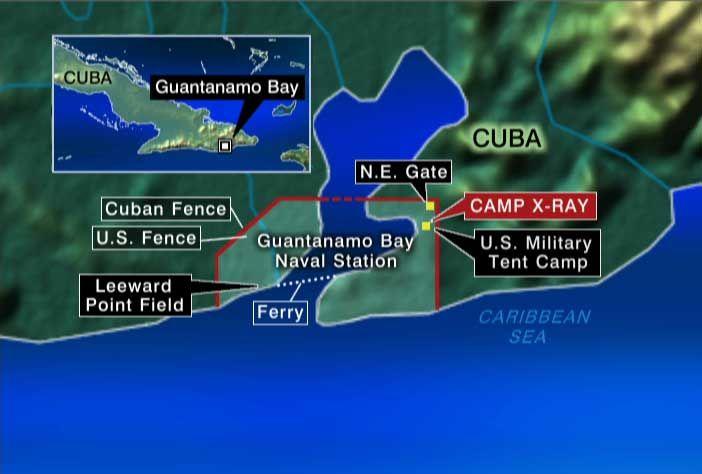Guantanamo Bay Cuba Map Map of Cuba | Places I've Been | Map of cuba, Cuba, Cuban flag
