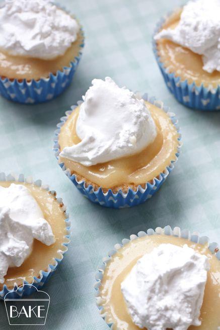 Jennys Lemon Meringue Cupcakes
