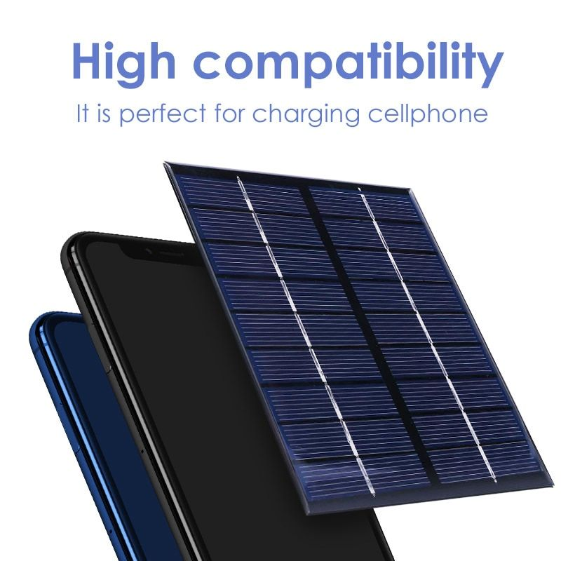 Sold 6208197111 Items Overfly Solar Panel 2w 9v Portable Mini Diy Module Panel System For Battery Cell Phone Charge Solar Energy Solar Panels Solar Technology