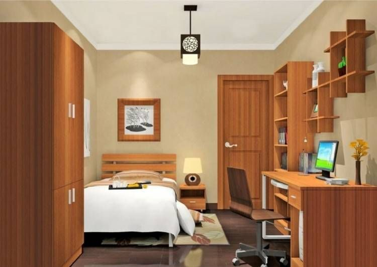 House Design Inside And Outside Simple Bedroom Design Small House Interior Simple Interior Design Bedroom