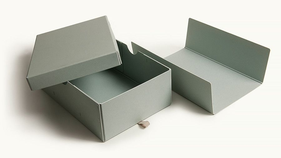Oekopack Conservus AG - Slip lid boxes for files