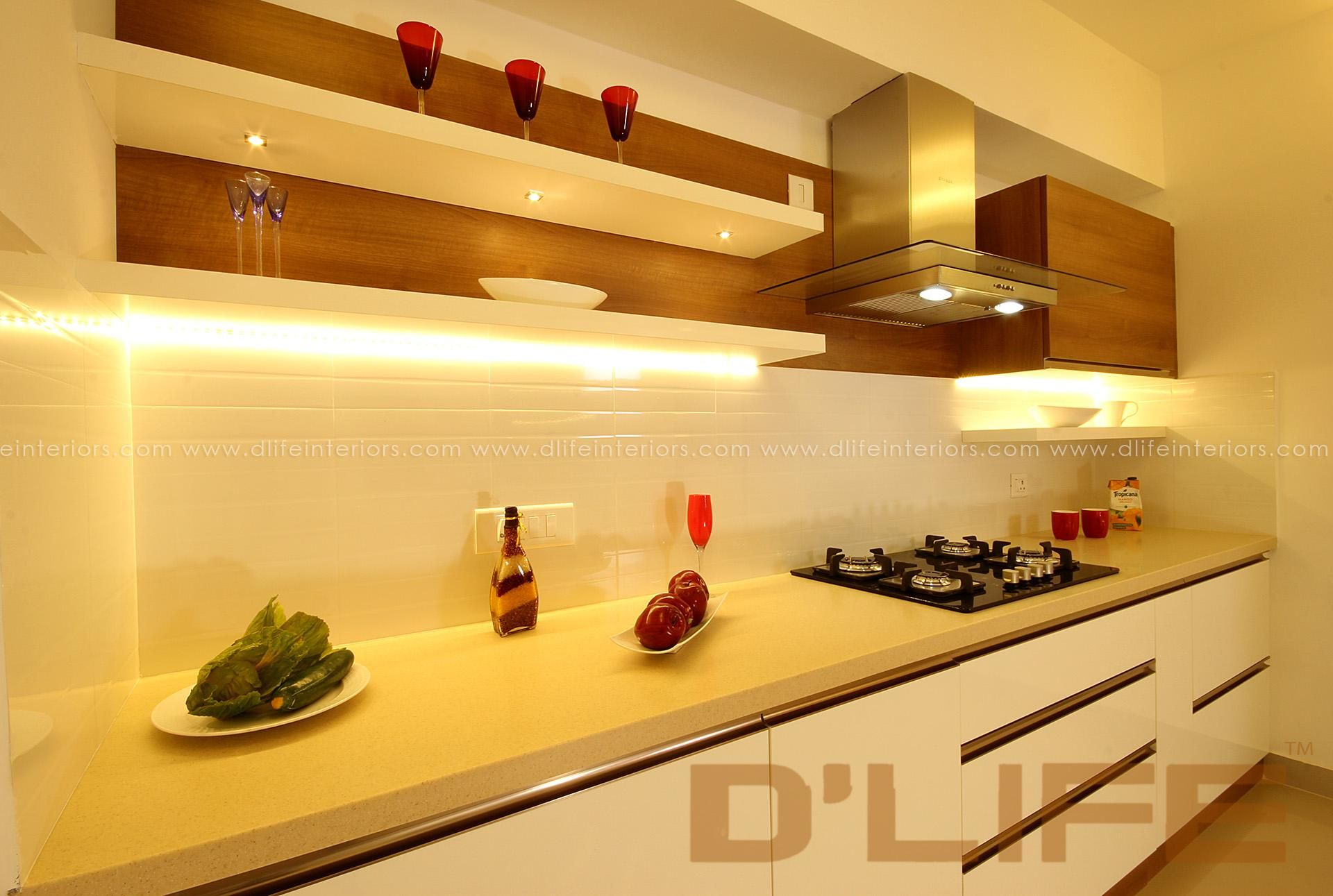 Celebrity Home Interiors at Cochin Designed, Executed by D