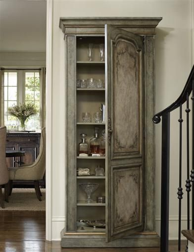 This Slender Cabinet Offers Bountiful Storage And Is Hand Crafted By A  Respected Furniture Maker. 38 X 12 X