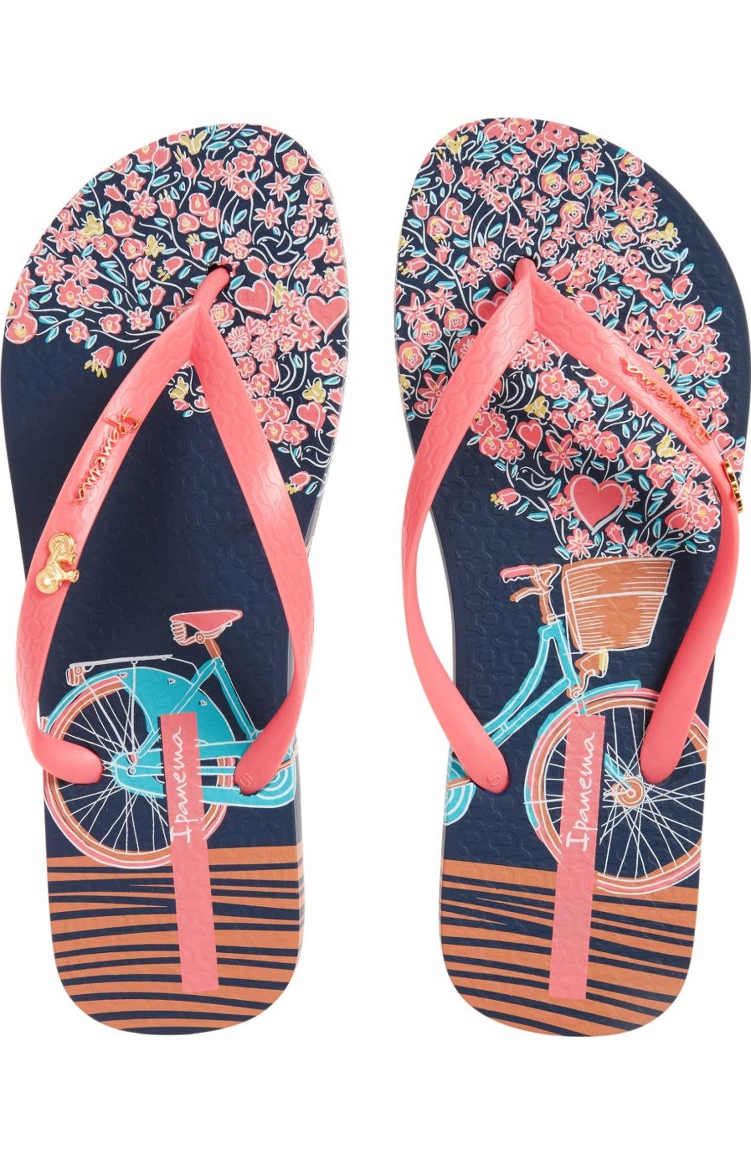 Ipanema Kids Flower Sandal Pink /& Aqua