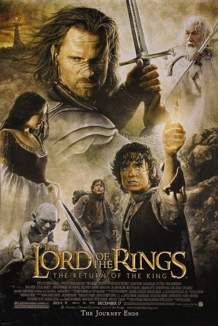 Watch 4K ULTRA HD The Lord of the Rings The Return of the