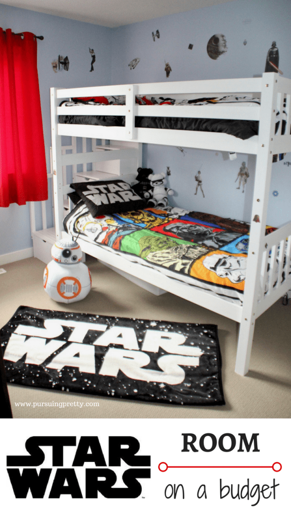 Star Wars Bedroom On A Budget Awesome Pins Home Decor