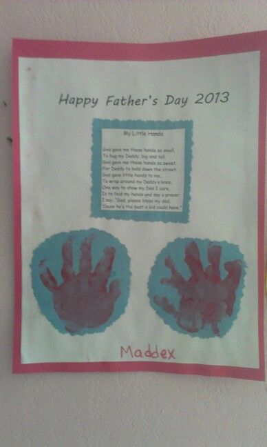 Father S Day Craft W My Infants Amp Toddlers