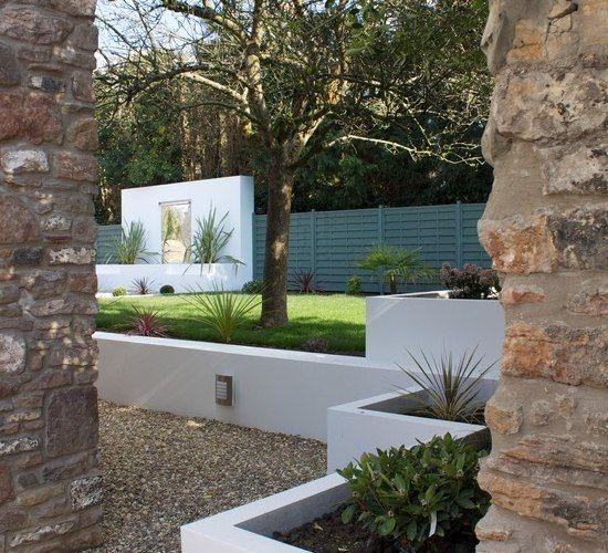 47++ Muret de jardin en beton townsend inspirations