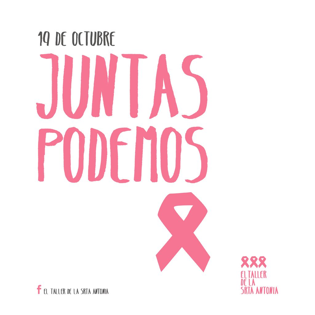 Hoy el día es Rosa!!! #sumatealrosa #eltallerdelasrtantonia By El Taller de la Srta antonia