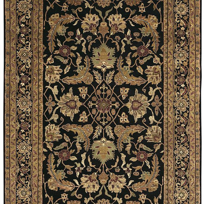 Hand-knotted Legacy Collection Rug