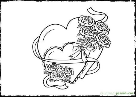 free heart coloring pages google 検索 ぬりえ coloring pinterest