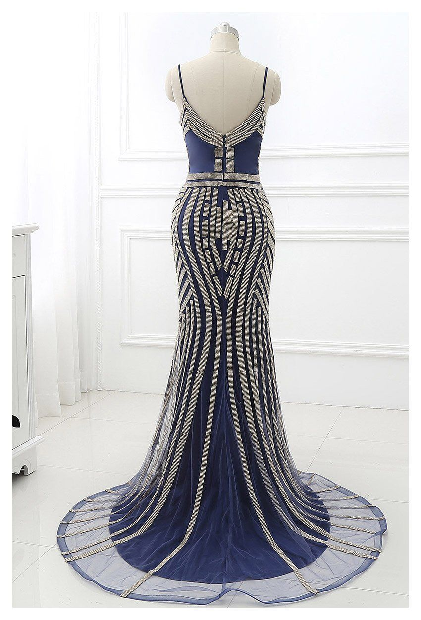 Belle house womens beaded prom dresses long sexy wedding guest