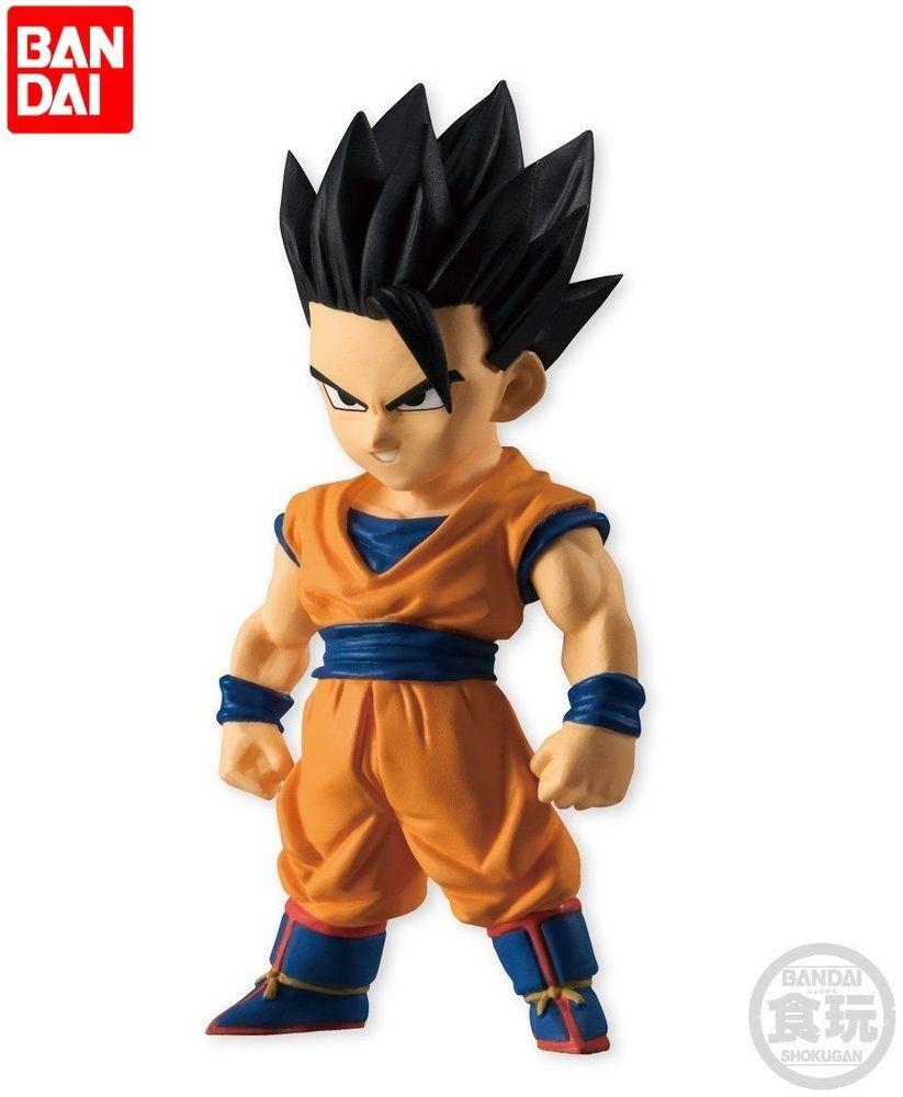 Bandai Dragon Ball Z GT Super Adverge SP2 Mini Figure Toy Ultimate Son Gohan NEW