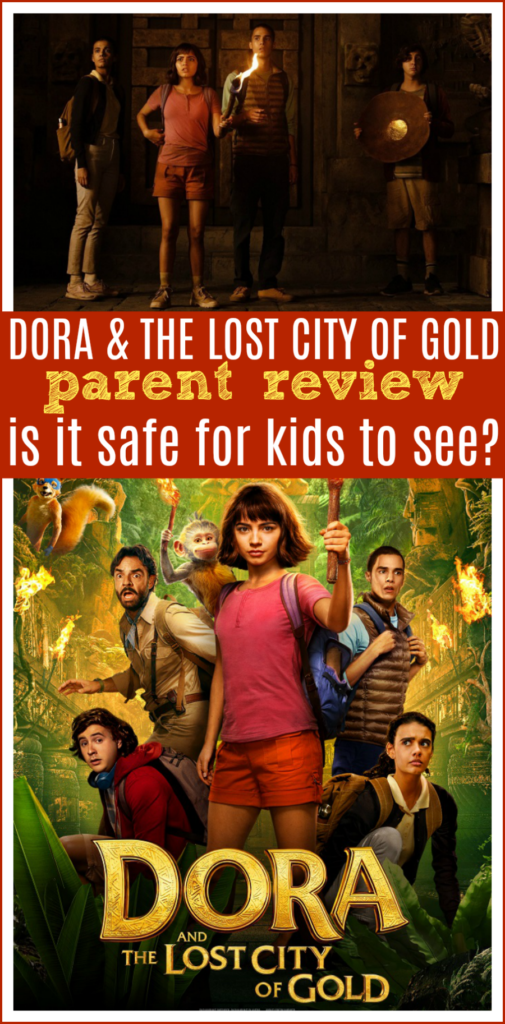 Dora And The Lost City Of Gold Movie Review Safe For Kids Lost City Of Gold Lost City Gold Movie