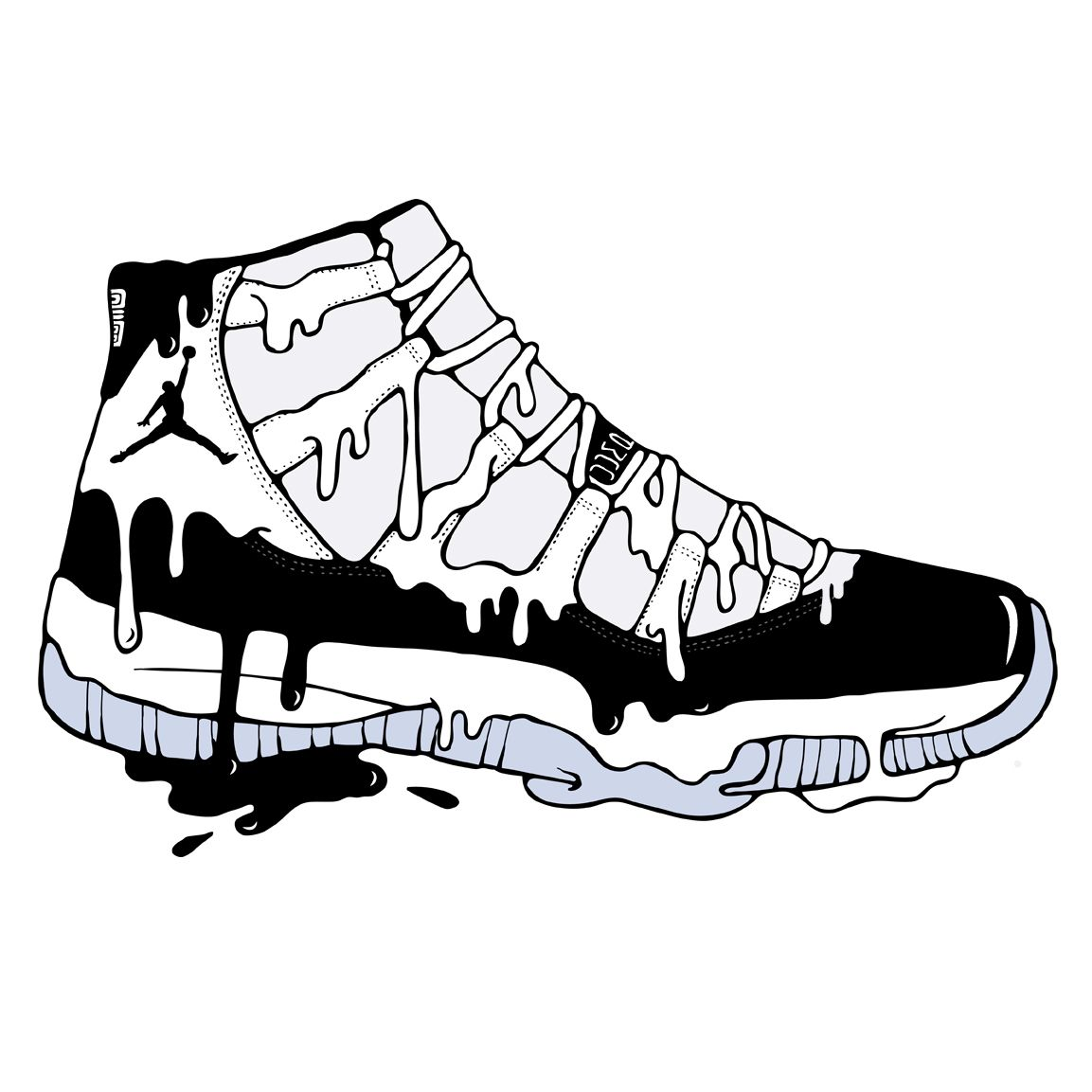 Air Jordan 11 'Columbia' by BBoyKai91 on DeviantArt | Illustration |  Pinterest | Air jordan, Columbia and deviantART
