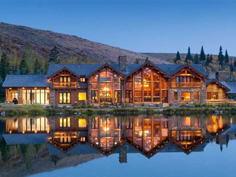 The Most Expensive Home You Can Buy In Every State Logs